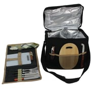 Cathay Importers Picnic Wallet and Cooler Divider Bag