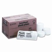 Solo Cups Company Mediumweight Foam Dinnerware, Plates, 1000/Carton