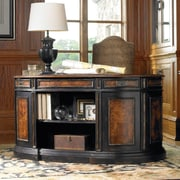 Hooker Furniture Grandover Executive Desk with Keyboard Tray