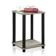 Wildon Home   End Table; Grey