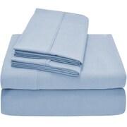 Bare Home Premium Ultra Soft Twin XL Sheet Set; Light Blue