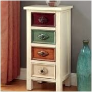 Hokku Designs Suri Contemporary 4 Drawer Chest