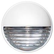 Besa Lighting Costaluz 1 Light Deck Light; White