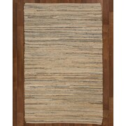 Natural Area Rugs Cascade Cotton Natural Area Rug; 8' x 10'