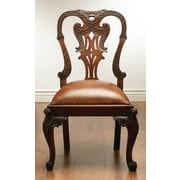 AA Importing Chippendale Side Chair