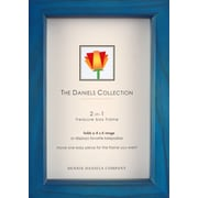 DennisDaniels Treasure Box Picture Frame; Ocean Blue