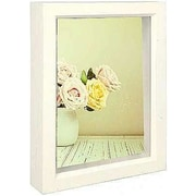 DennisDaniels Treasure Box Picture Frame; White