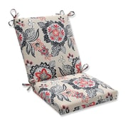 Pillow Perfect Tilt and Twirl Outdoor Dining Chair Cushion