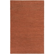 Artistic Weavers Purity Sydney Hand-Woven Brick Red Area Rug; 5' x 7'6''