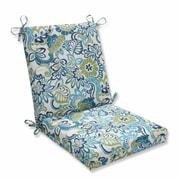 Pillow Perfect Zoe Mallard Outdoor Dining Chair Cushion
