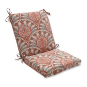 Pillow Perfect Crescent Beach Outdoor Dining Chair Cushion
