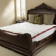 Downton Abbey Big and Soft Quilted Fiberbed; California King