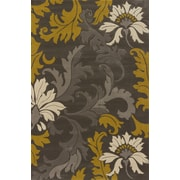 United Weavers of America Contours Orleans Grey Area Rug; 2'7'' x 7'2''