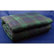 LCM Home Fashions, Inc. Lightweight Water-Resistant Travel Throw