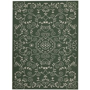 AMER Rugs Helena Hand-Tufted Green Area Rug; 7'6'' x 9'6''