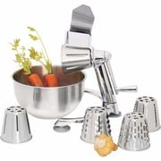 Chef's Secret Maxam Vegetable Chopper w/ 5 Quart Bowl