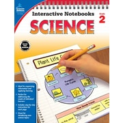 Carson-Dellosa Interactive Notebooks Science Grade 2 Resource Book (104906)