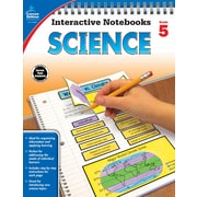 Carson-Dellosa Interactive Notebooks Science Grade 5 Resource Book (104909)