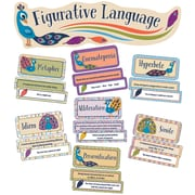 Carson-Dellosa You-Nique Figurative Language Grades 3-5 Mini Bulletin Board Set (110323)