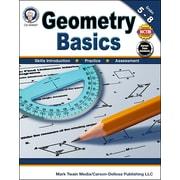 Mark Twain Geometry Basics Grades 5-8 Resource Book (404237)