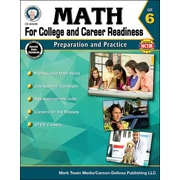 Mark Twain Math for College and Career Readiness Grade 6 Resource Book (404238)