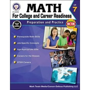 Mark Twain Math for College and Career Readiness Grade 7 Resource Book (404239)