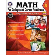 Mark Twain Math for College and Career Readiness Grade 8 Resource Book (404240)