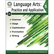 Carson-Dellosa Language Arts: Practice and Application Grade 5 Resource Book (404242)