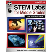 Mark Twain STEM Labs for Middle Grades Resource Book (404250)