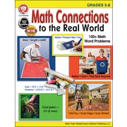 Mark Twain Math Connections to the Real World Grades 5-8 Resource Book (404252)