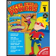 Thinking Kids Super Skill Powers Grade 1 Workbook (704937)