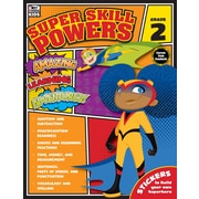 Thinking Kids Super Skill Powers Grade 2 Workbook (704938)