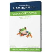 "Hammermill® 11"" x 17"" 60 lbs. Ultra Smooth Color Copy Digital Cover, White, 250/Ream"