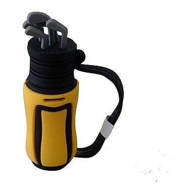 Vision 80-008GBYL 8GB USB, Golf Bag, Yellow