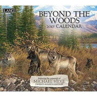 LANG 2017 Wall Calendar: Beyond the Woods, (17991001894)