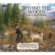 LANG Beyond The Woods 2017 Wall Calendar (17991001894)