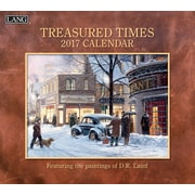 LANG Treasured Times 2017 Wall Calendar (17991001882)