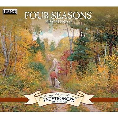 LANG 2017 Wall Calendar: Four Seasons®, (17991001911)