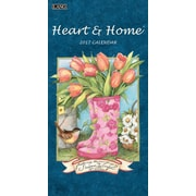 LANG Heart & Home 2017 Vertical Wall Calendar (17991079118)