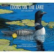 LANG Loons On The Lake 2017 Wall Calendar (17991001925)
