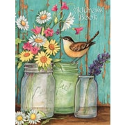 LANG Flower Jars Address Book (1013239)