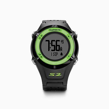 Garmin Approach S2 Watch, Green/Black