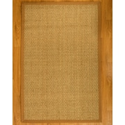 Natural Area Rugs Lancaster Handcrafted Honey Area Rug; 5' x 8'
