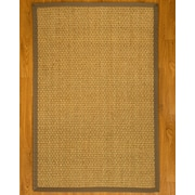 Natural Area Rugs Lancaster Handcrafted Gray Area Rug; 5' x 8'