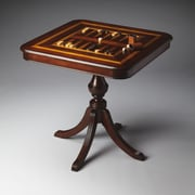 Butler 30'' Morphy Multi Game Table; Plantation Cherry
