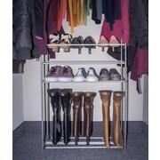 GGI International Sorbus  4-Tier Shoe Rack