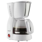 Brentwood 4-Cup Coffee Maker; White