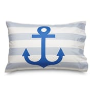 Amadora Design Concepts Anchor Ultra Mircofiber Pillowcase (Set of 2)