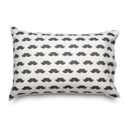 Amadora Design Concepts Mustache Ultra Mircofiber Pillowcase (Set of 2)