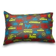 Amadora Design Concepts Train Ultra Mircofiber Pillowcase (Set of 2)
